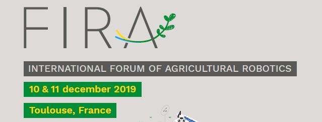 International Forum of Agricultural Robotics, burleigh, dodds, agriculture