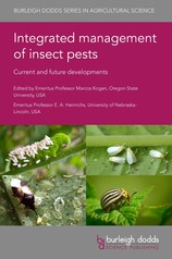 Integrated management of insect pests