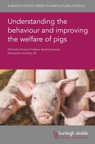 Understanding the behaviour and improving the welfare of pigs