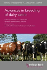Advances in breeding of dairy cattle
